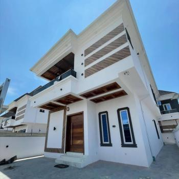5 Bedroom Fully Detached Duplex with Swimming Pool and Bq., Idado Estate, Lekki, Lagos, Detached Duplex for Sale