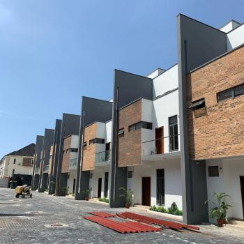 Nicely Built 4 Bedroom Terrace Duplex with a Swimming Pool;, Ikate, Lekki, Lagos, Terraced Duplex for Sale