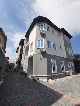 Brand New 5 Bedroom Carcass Terraced Duplex with a Bq, Spg, Idado, Lekki, Lagos, Terraced Duplex for Sale
