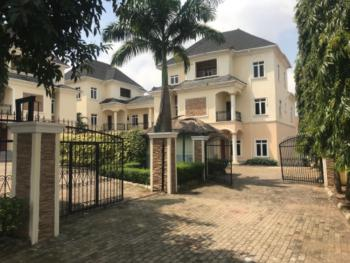 Luxurious 5 Bedroom Detached Duplex in a Serene and Secured Area, Asokoro District, Abuja, Detached Duplex for Sale