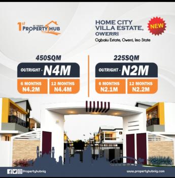 Land, Home City Villa Estate , Ogbaku, Owerri West, Imo, Mixed-use Land for Sale