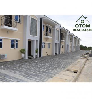 Very Fine 4 Bedroom Semi- Detached Terraced Duplex, Sangotedo, Ajah, Lagos, Terraced Duplex for Sale