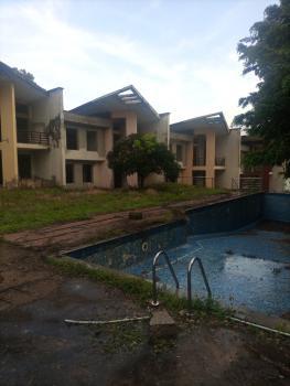 4200sqm Maitama Main Old Structure Residential, Maitama Off Mississippi, Maitama District, Abuja, Detached Duplex for Sale