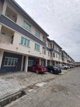 5 Bedrooms Terraced Duplex with Bq, Chevron, Lekki, Lagos, Terraced Duplex for Rent