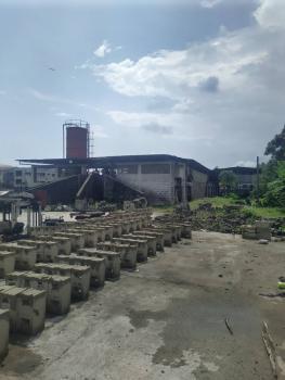 Block Industry on 15 Plots of Land, Agege Motor Road, Olorunsogo, Mushin, Lagos, Mixed-use Land for Sale