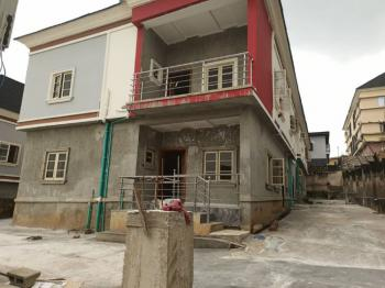 Well Finished 3 Bedroom Flats with All Rooms Ensuites, The Genesis, Odobo Estate Okeira, Ogba, Ikeja, Lagos, Flat / Apartment for Sale