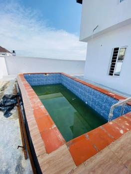 4 Bedroom with Bq and Swimming Pool, 23 Street Road Peace Estate, Sangotedo, Ajah, Lagos, Detached Duplex for Rent