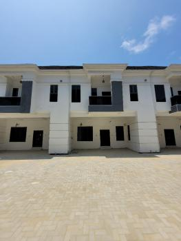 Distress, Newly Built Spacious 4 Bedrooms Terrace Duplex, Ikota, Lekki, Lagos, Terraced Duplex for Sale