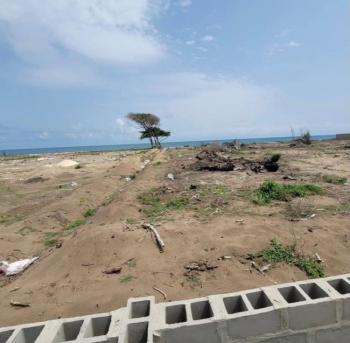 Beach Front Property with a Perfect Title, Dry and Gated, Behind Monastry Road., Sangotedo, Ajah, Lagos, Land for Sale