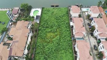 600sqm Well Shaped Residential Land, Lagoon Street, Osborne, Ikoyi, Lagos, Residential Land for Sale