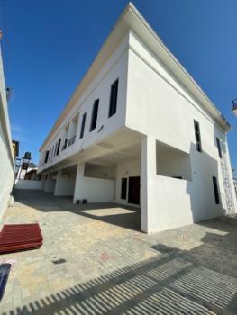 Serviced 4 Bedroom Terrace Duplex with B.q, Ologolo, Lekki, Lagos, Terraced Duplex for Sale