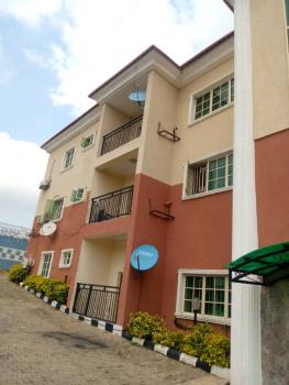 Well Renovated 3 Bedroom Block of Flats, Luxury Serviced Apartment, Asokoro District, Abuja, Block of Flats for Rent