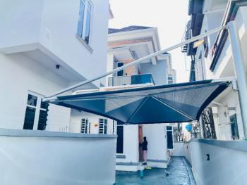 4 Bedroom Semi-detached Duplex with Bq, Westend Estate, Lekki County Homes, Ikota, Lekki, Lagos, Semi-detached Duplex for Sale