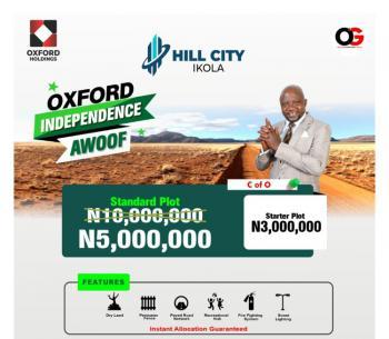 C of O Land, Ikola, Alagbado, Ifako-ijaiye, Lagos, Residential Land for Sale