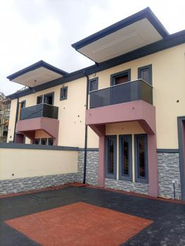 Luxurious and Tastefully Finished 3 Bedroom Terrace Duplex with Bq., Naf Harmony Estate,  G.u. Ake Road., Port Harcourt, Rivers, Terraced Duplex for Sale