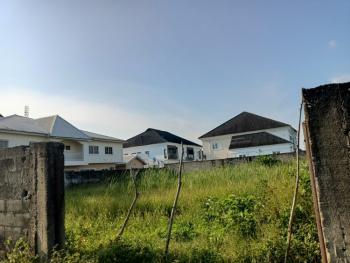 880 Sqms of Dry Fenced Land, Lekki Scheme 2 Off Ogombo Road By Abraham Adesanya., Lekki Phase 2, Lekki, Lagos, Residential Land for Sale