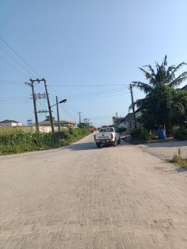 750 Sqms of Dry Corner Piece Land, Dr Muiz Banire Way, Lekki Scheme 2 Off Ogombo Road., Lekki Phase 2, Lekki, Lagos, Residential Land for Sale