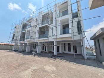 Spacious 4 Bedroom Terrace with Pool, Whitesands School Road, Ikate Elegushi, Lekki, Lagos, Terraced Duplex for Sale