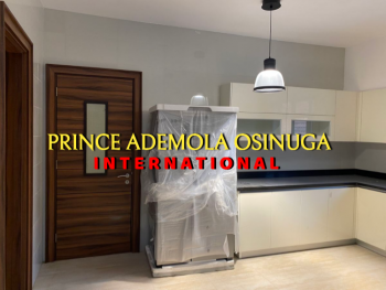 Well Built 4 Bedroom Apartment+bq+pool+gym, Parkview Ikoyi, Parkview, Ikoyi, Lagos, Flat / Apartment for Sale