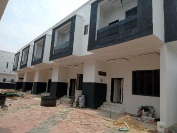Newly Built and Well Finshed 3 Bedroom Duplex with Bq, Thomas Estate, Ajah, Lagos, Terraced Duplex for Sale