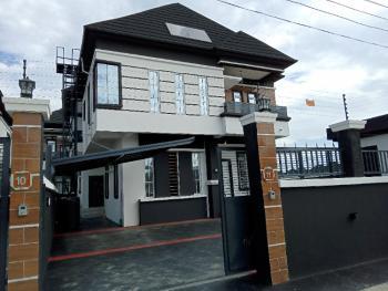 Newly Built and Well Finshed 5 Bedroom Duplex with Bq, Ikota Villa Estate, Lekki, Lagos, Detached Duplex for Sale