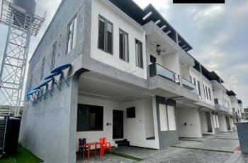 Newly Built 2 Units of 4 Bedroom Terrace Duplex, Ilasan, Lekki, Lagos, Terraced Duplex for Rent