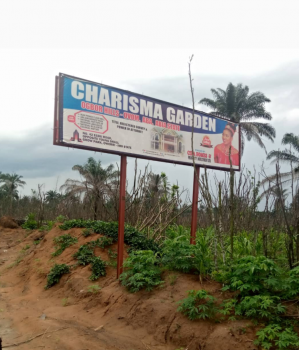 100% Dry Land in Strategic Location, Charisma Garden Ogbor Hills Ovom, Aba, Abia, Mixed-use Land for Sale