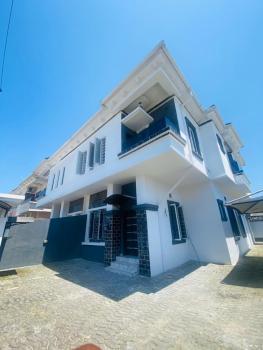 4 Bedroom Semi Detached Duplex with B/q, Ajah, Lagos, Semi-detached Duplex for Sale