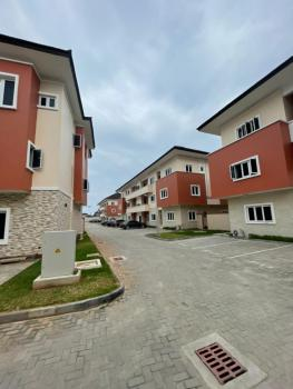 Brandnew 4 Bedroom Luxury Terrace Duplex, Enyo, Ikate, Lekki, Lagos, Terraced Duplex for Rent