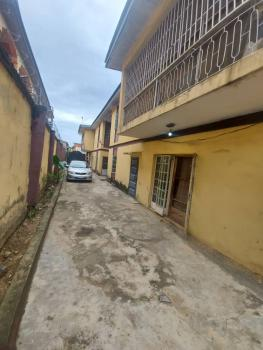 4unit of 3bedroom Flat with 3 Room Self Contain, Sitting On732sqm.wit, College Road Ogba Price:n55m ., Ogba, Ikeja, Lagos, Block of Flats for Sale