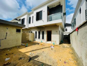 4bedroom Semi Detached Duplex with a Room Bq, Ikate Elegushi, Lekki, Lagos, Semi-detached Duplex for Sale