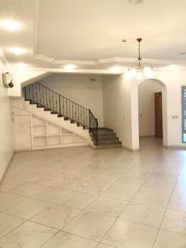 Fully Serviced 4 Bedroom Spacious Duplex with Bq, Banana Island, Ikoyi, Lagos, Terraced Duplex for Rent
