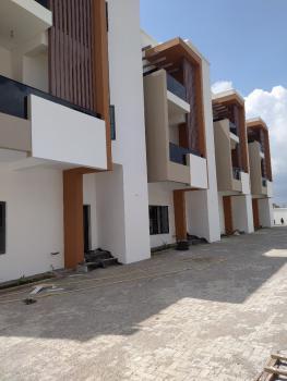 4 Bedroom Terrace Duplex with Bq, Wuye, Abuja, Terraced Duplex for Sale