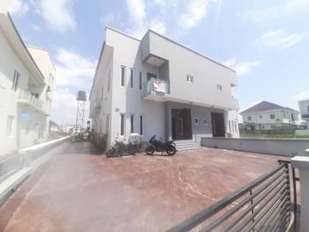 4 Bedroom Semi Detached Duplex with a Room Boys Quarter., Lakeview Estate, Ikota, Lekki, Lagos, Semi-detached Duplex for Rent