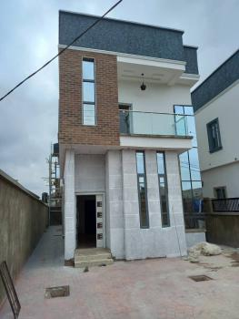 Newly Built 4 Bedroom Detached House with 1 Room Bq., Labak Estate, Abule Egba, Agege, Lagos, Detached Duplex for Sale