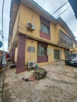 Well Maintained 4unit of 3bedroom Flat with 3 Room Self Contain,, Ogba, Ogba, Ikeja, Lagos, Block of Flats for Sale