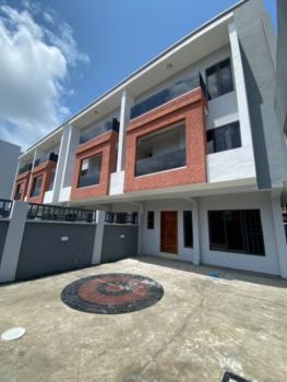 4 Bedroom Terrace with Bq, Ikate, Lekki, Lagos, Terraced Duplex for Rent