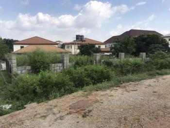Fenced & Gated Residential Landuse Instantly Build & Live, Close to Naval Quarters, Jahi, Abuja, Residential Land for Sale
