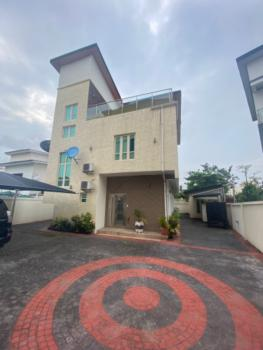 4 Bedroom  Detached  House with 1 Bq, Parkview, Ikoyi, Lagos, Detached Duplex for Sale