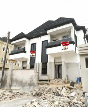 Ongoing 4 Bedroom Semi Detached Plus a Bq at Chevron Lekki, Chevron Lekki, Lekki, Lagos, Semi-detached Duplex for Sale