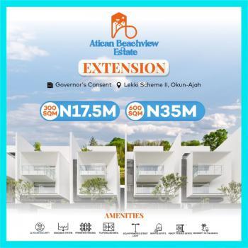 Estate Land, Lekki Scheme 2 Okun Ajah, Lekki Phase 2, Lekki, Lagos, Residential Land for Sale
