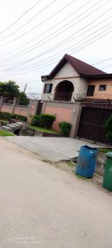 5 Bedroom Duplex with 3 Rooms Bq on One and Half Plot of Land, Gbagada Phase 1, Gbagada, Lagos, Detached Duplex for Sale