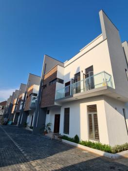 Newly Built 4 Bedroom Terrace Duplex with Swimming Pool, Ikate, Lekki, Lagos, Terraced Duplex for Sale