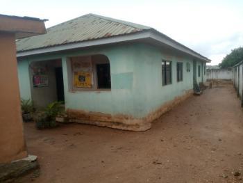 Bungalow on More That Full Plot, Diamond Estate, Command, Ipaja, Lagos, Detached Bungalow for Sale