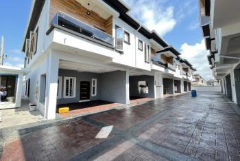 Brand New 4 Bedroom Semi-detached Duplex with Bq, 2nd Toll Gate, Lekki, Lagos, Semi-detached Duplex for Sale