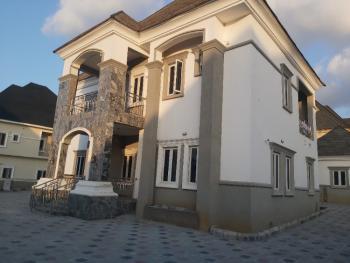 Brand New Ambassadorial 5 Bedroom Detached House with Boys Quarter, Efab Metropolis Estate, Karsana, Abuja, Detached Duplex for Sale