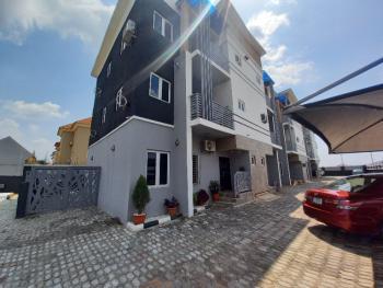 Newly Built Well Located 4 Bedroom Terrace House with Bq @ Wuye, Abuja, Off Olusegun Obasanjo Way, Wuye, Abuja, Terraced Duplex for Sale