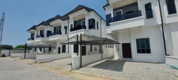 Brand New 4 Bedroom Semi Duplex, Osapa London, Osapa, Lekki, Lagos, Semi-detached Duplex for Rent