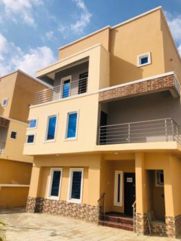Fully Serviced 4 Bedroom Detached Duplex with a Study and 1 Bq, Mabushi, Abuja, Detached Duplex for Rent