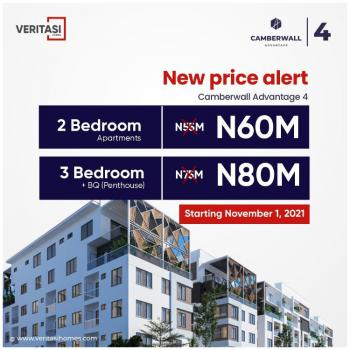 2,3 Luxury Bedrooms with World Class Design and Very Affordable, Lekki 1,off Freedom Way, Lekki Phase 1, Lekki, Lagos, Flat / Apartment for Sale